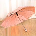 【半額セール】日傘  晴雨兼用  ワンタッチ  レディース 散歩 雨傘  コンパクト  折りたたみ ショートワイド傘   UVカット  かさ レイングッズ 大きい日傘 軽量