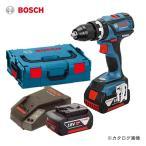 (お買い得)ボッシュ BOSCH 18V バッテリー振動ドライバードリル (バッテリー2個・充電器・ケース付) GSB18V-ECN