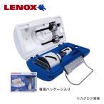 数量限定 レノックス LENOX バイメタルホールソー 電気工事用セット(LEDライト付(RI001360001F)) T9098142
