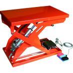 (直送品)TRUSCO テーブルリフト250kg(電動Bねじ式200V)400×720mm HDL-H2547R-22