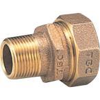 TBC PE継手オネジ1種13mm 13PGM-1