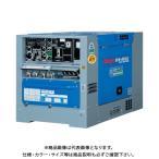 運賃見積り 直送品 デンヨー ディーゼルエンジン溶接機超低騒音型 DLW-200X2LS