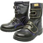 おたふく 安全シューズ静電半長靴マジックタイプ 27.5cm JW-773-275