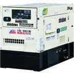 運賃見積り 直送品 新ダイワ 大型ディーゼルエンジン発電機(三相・単相同時出力) DGM250MK