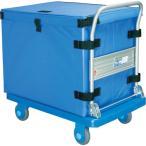 (個別送料1000円)(直送品)カナツー シートボックス686 ブルー HT-BOX686 B