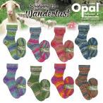 Opal Schafpate12-Wanderlust オパール ワンダーラスト 4本撚り 靴下用毛糸