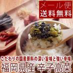 辛子高菜油炒め 250g ポイント消化