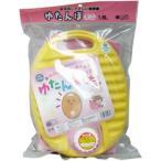 岩谷マテリアル ポリ湯たんぽ ミニ 袋付 イエロー 399g