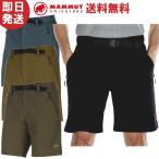 マムート  MAMMUT メンズ ショートパンツ TREKKERS Shorts Men 1020-11850 0001 black M