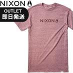 NIXON ニクソン Tシャツ ティーシャツ TEE BASIS II NS2597