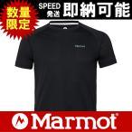 マーモット Marmot  Accent H S Crew TOMLJA51 BLK ブラック M