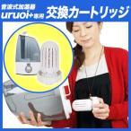 超音波加湿器『uruoi+』(うるおいプラス)専用 交換カートリッジ 送料無料