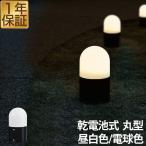 人感センサー ガーデンライト センサーライト LEDセンサーガーデンライト 屋外 防犯 電池式 自動点灯 照明器具 間接照明 丸形タイプ 方形タイプ 送料無料