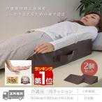 クッション 介護 介護用 三角クッション 2個セット 床ずれ防止 床ずれ予防 体位変換 リハビリ 枕 三角 日本製 送料無料