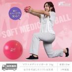 メディシンボール ウェイトボール 1kg ウェイト トレーニング ボール ソフト 体幹 エクササイズ 筋トレ 腹筋 背筋 お腹まわり フィットネス FIELDOOR 送料無料