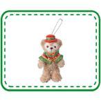 ダッフィークリスマス2015 パークコスチューム ダッフィーぬいぐるみバッジ 660 東京ディズニーシー限定 11/3発売