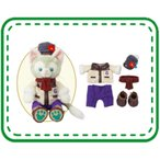 ダッフィークリスマス2015 ジェラトーニコスチュームセット 670 東京ディズニーシー限定 11/3発売