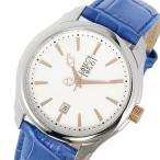 Clio Blue メンズ 腕時計 ホワイト