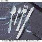 テーブルナイフ ノコ刃付 (H.H) ライラック 抗菌 (ebm-1343-2)