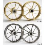 バイク GALE SPEED ホイール 前輪 350-17 ガンメタ TYPE-M クォーツ マグネシウム CBR1000RR 08-10 ABS可 28513022Q