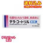 ゆうパケット)【第(2)類医薬品】テラコートリル軟膏a 6g