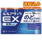 【DM便送料込み】【第(2)類医薬品】ルルアタックEX 12錠