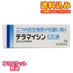 【DM便送料込み】【第2類医薬品】テラマイシン軟膏a 6g