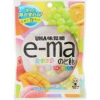味覚糖 e-maのど飴袋 カラフルフルーツチェンジ 50g×6個