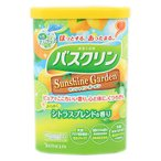 【医薬部外品】バスクリン サンシャインガーデン シトラスブレンドの香り 600g