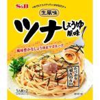 生風味スパゲッティソース ツナしょうゆ風味 81.4g×10個