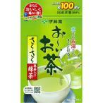 おーいお茶 抹茶入りさらさら緑茶 80g×3個