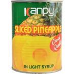カンピー パインアップル スライス 3号缶 565g