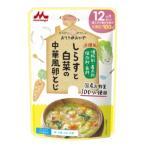 森永乳業 おうちのおかず しらすと白菜の中華風卵とじ 12ヵ月頃から 100g※取り寄せ商品 返品不可