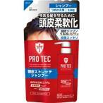 【医薬部外品】PROTEC プロテク 頭皮ストレッチ シャンプー つめかえ用 230g