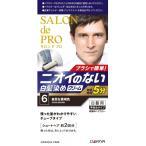 【医薬部外品】サロンドプロ 無香料ヘアカラー メンズスピーディ 6(自然な黒褐色)