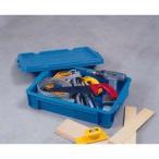 アイリスオーヤマ BOXコンテナ B-15 ブルー※取り寄せ商品 返品不可