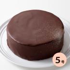 ケーキ 半熟ザッハトルテ 濃厚 チョコレートケーキ 送料無料(おのし・包装・ラッピング不可) (12/6〜翌年1/4お届けは承れません)