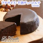 2/1-3/25お届けまで バレンタイン チョコ チョコレート プチサイズ・半熟ザッハトルテ (おのし・包装・ラッピング不可) お取り寄せ スイーツ お菓子