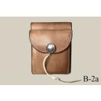 Indian インディアン ゴローズ goro's 財布 レザー スターリングシルバーボタン ビルフォールド b-2a