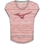 【※返品交換不可】大特価 MIZUNO(ミズノ) ランニングTシャツ ランニング アパレル レディース J2MA021066
