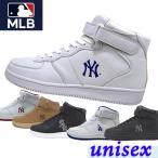 訳あり大特価!Major League Baseball(メジャーリーグベースボール)MLB スニーカーシューズ ハイカット NY【ユニセックス】 [ MLB-2011 ](2002)