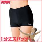 ササキスポーツ(SASAKI) 新体操 ウェア 1分丈スパッツ SG-1241L
