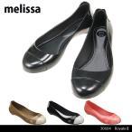 【Melissa-メリッサ-】Royale Sp Ad 30604-ロイヤルラバーフラットパンプス-