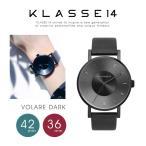 クラスフォーティーン KLASSE14 時計 腕時計 VO14BK002 VOLARE Dark 36mm/42mm メンズ レディース