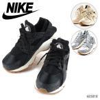 ナイキ Nike スニーカー 靴 レディース 683818 エアハラチ ラン プレミアム Air Huarache Run Premium Shoe