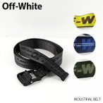 『Off-White-オフホワイト-』INDUSTRIAL BELT-インダストリアル ベルト OMRB012R19647021