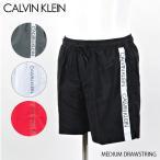 《返品交換不可》『Calvin Klein-カルバンクライン-』MEDIUM DRAWSTRING〔KM0KM00294〕