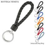 Bottega Veneta ボッテガ ヴェネタ イントレチャート キーリング カーフレザー メンズ 608783 VO0BG