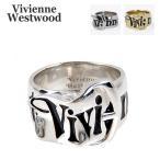 Vivienne Westwood ヴィヴィアン ウエストウッド ベルト リング ブラック 指輪 ロゴ レディース 64040096 W114