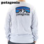 Patagonia パタゴニア フィッツ ロイホライゾンズ レスポンシビリティー Tシャツ ロンT カットソー 長袖 メンズ 38514 WHI